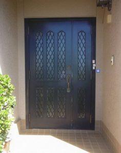 玄関の湿気を撃退 ! 玄関リフォームで爽やかな玄関へ