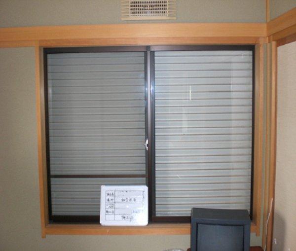 和室の内窓リフォーム【前】