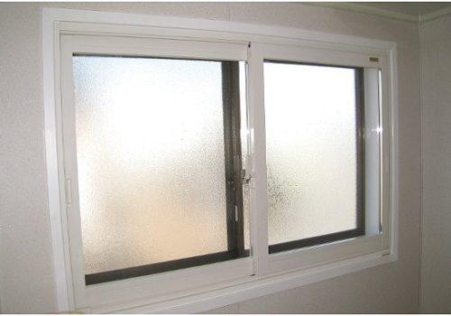 安全・快適・暖かい ! 浴室と脱衣所の窓を内窓へリフォーム