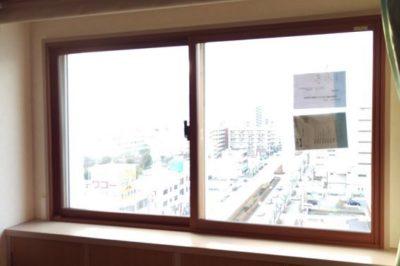 前面道路の騒音を内窓で軽減 ! 内窓リフォームで騒音対策