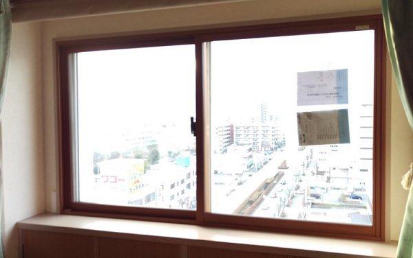 騒音対策にも内窓リフォーム