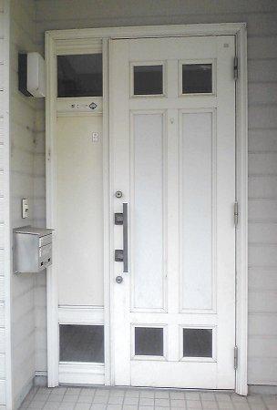 浜松市での玄関ドアリフォーム【前】