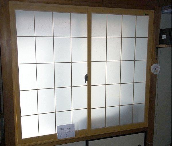 浜松市での和室の内窓リフォーム【後】