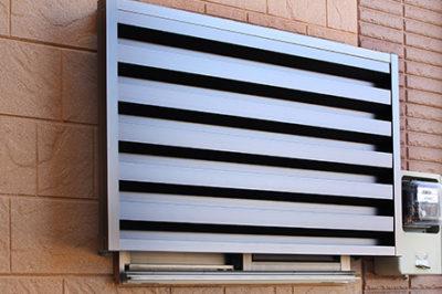 採光・風は妨げずにプライバシーをしっかり守る ! 窓の目隠し