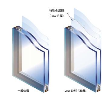 抗菌ガラス ウイルスクリーン【複層ガラス】