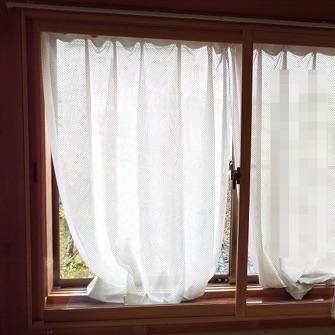 出窓への内窓インプラスリフォーム【後】