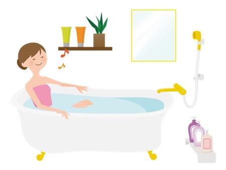 気になるプライバシー・防犯対策 浴室に目隠しで安心を !