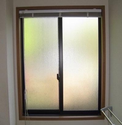 脱衣場への内窓取り付け【前】