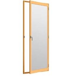 寒いキッチンの窓対策 勝手口ドアにも内窓