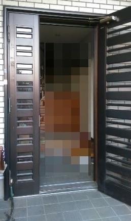 玄関からの換気・通風には玄関網戸がおすすめです