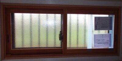 西日の暑さが気になるキッチン窓に内窓取り付け