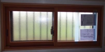 キッチン窓 内窓取り付け