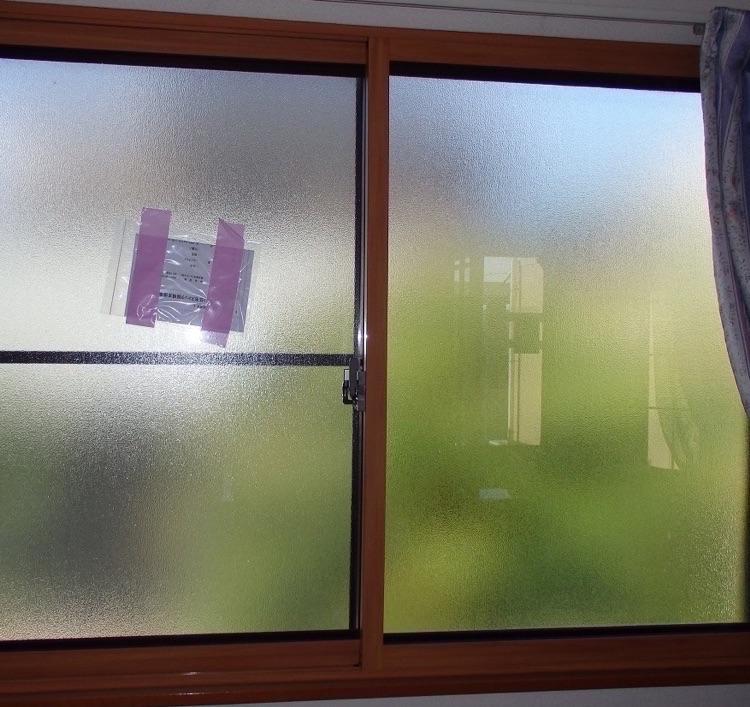 内窓を取付けて窓の防犯対策